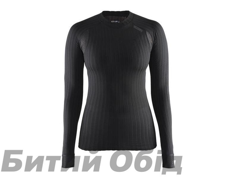 Женская терморубашка CRAFT Active Extreme 2.0 CN LS Woman (1904491) Black