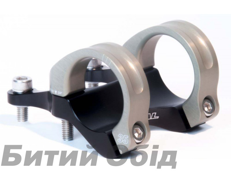 Вынос руля Renthal Integra 35 DH Stem 45mm фото, купить, киев, запорожье