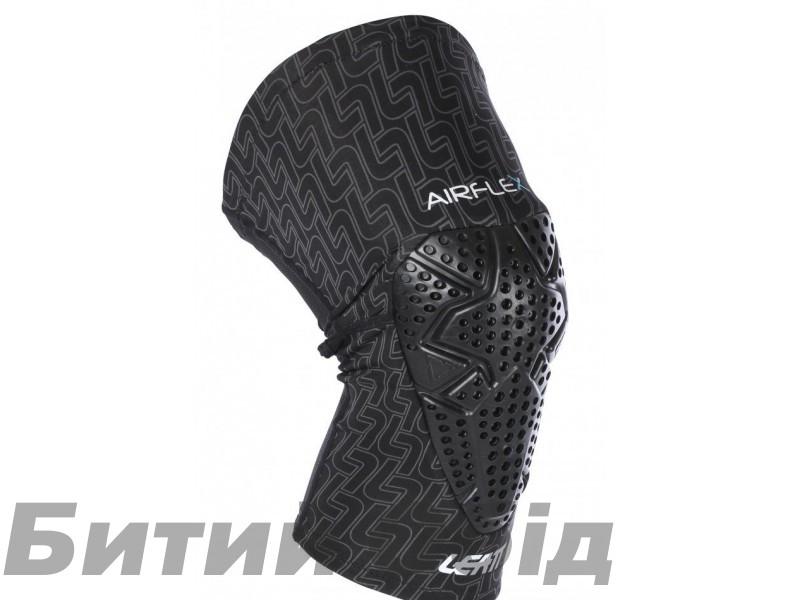 Наколенники Leatt Knee Guard 3DF AirFlex черные фото, купить, киев, запорожье