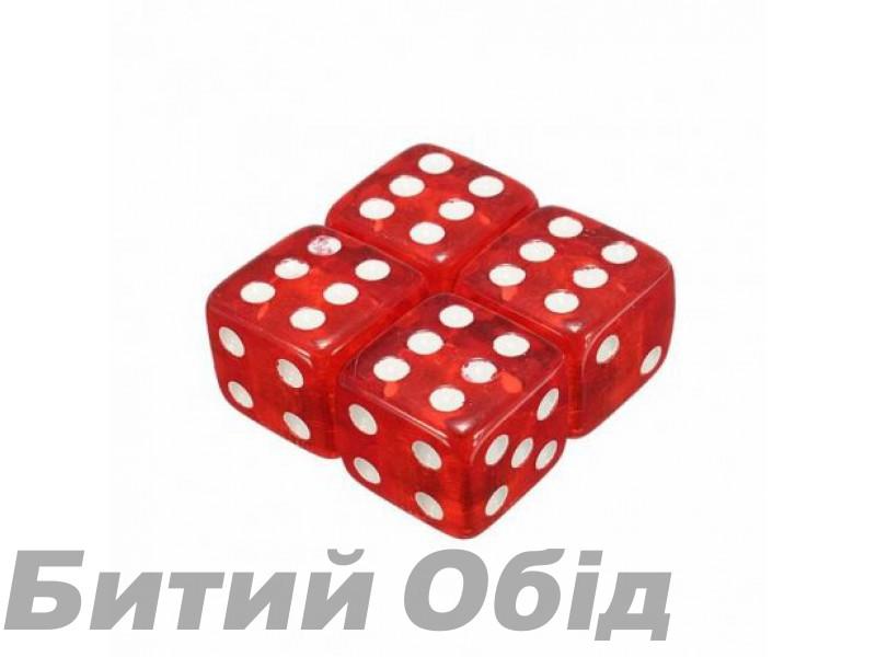 Колпачек на ниппель Кубик (красный) фото, купить, киев, запорожье