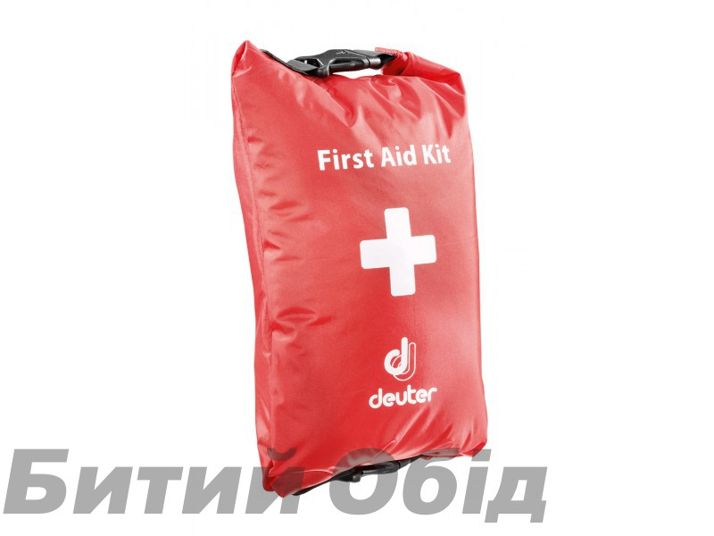 Аптечка Deuter First Aid Kit Dry (пустая) фото, купить, киев, запорожье