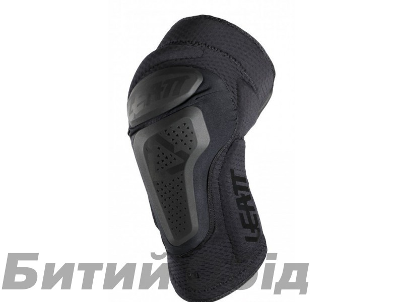 Вело наколенники Knee Guard 3DF LEATT 6.0 [Black] фото, купить, киев, запорожье