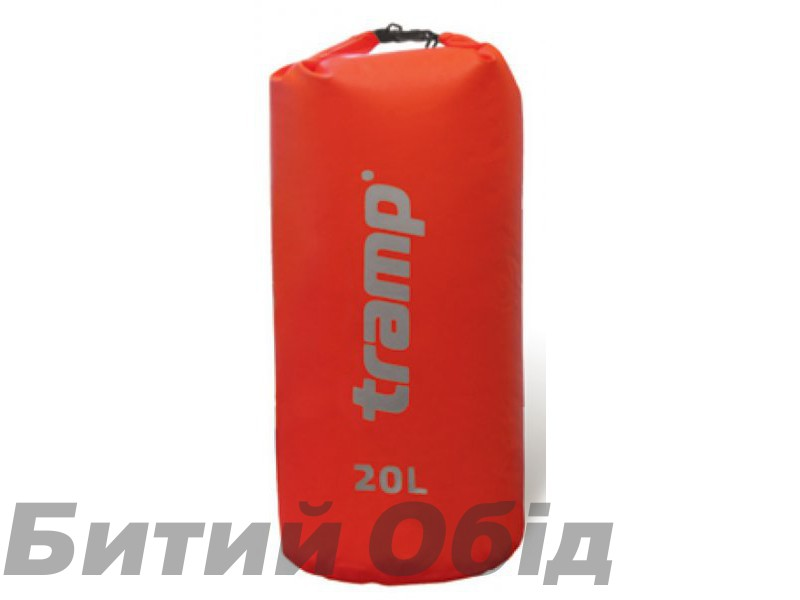 Гермомешок Nylon PVC 20л TRAMP TRA-102 фото, купить, киев, запорожье