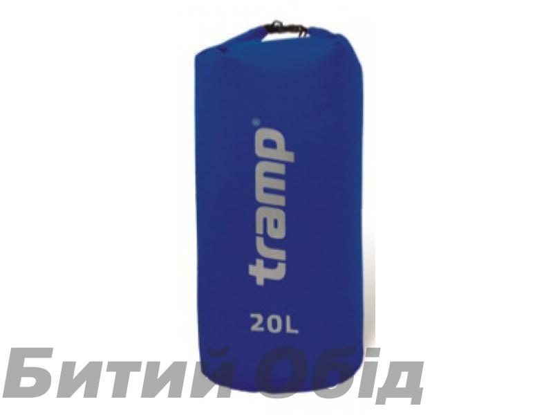Гермомешок PVC 20л TRAMP TRA-067 фото, купить, киев, запорожье