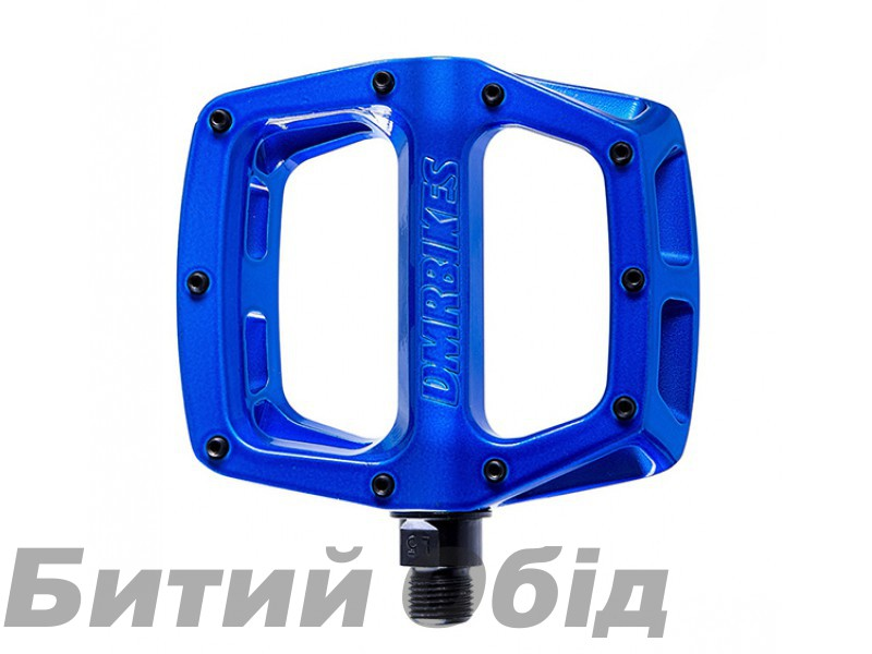 Педали DMR V8 V2 (Deep Blue Metallic)