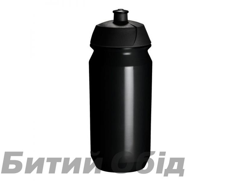 Фляга TacX Shiva 0.5л, черная (T5704) фото, купить, киев, запорожье