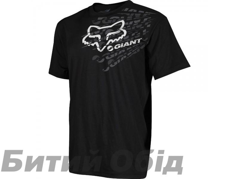 Футболка FOX Giant Dirt Shirt фото, купить, киев, запорожье