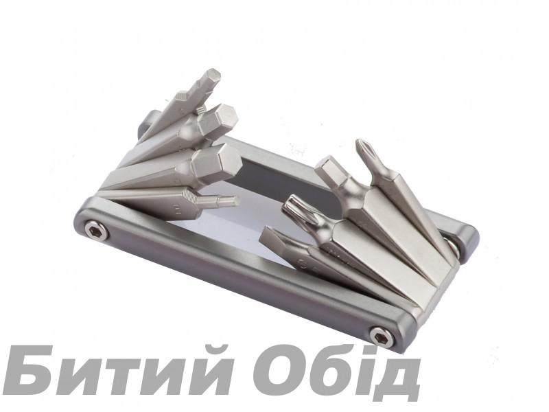Набор шестигранников Synpowell FF-15 (8 функций)