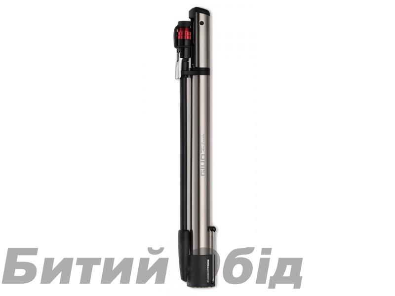 Насос велосипедный GIYO GM-74 Micro Floor Pump. фото, купить, киев, запорожье