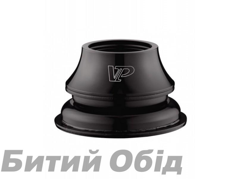 Рулевая колонка 1-1/8″ 1-1/2″ VP VP-J213AE (15mm) полуинтегрир., d 28.6/44–55/39.8, подшипник сепараторный, алюмин., анодировка фото, купить, киев, запорожье