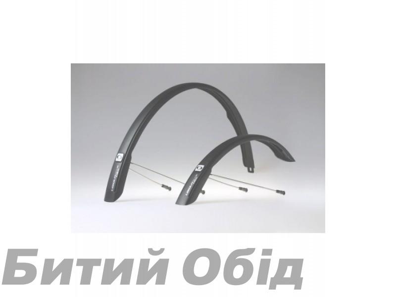 Комплект крыльев 28 SIMPLA Ubiquit SDL 46mm (черн.) фото, купить, киев, запорожье