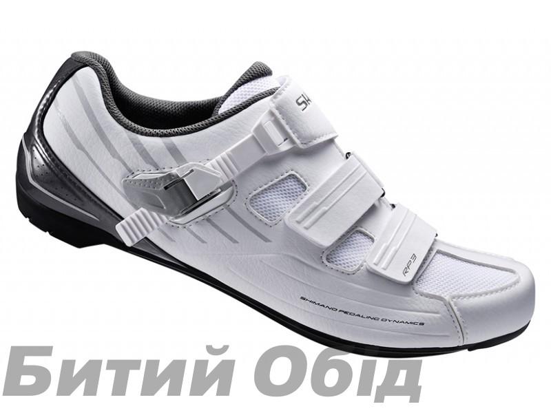 Велообувь Shimano RP3-W белые фото, купить, киев, запорожье