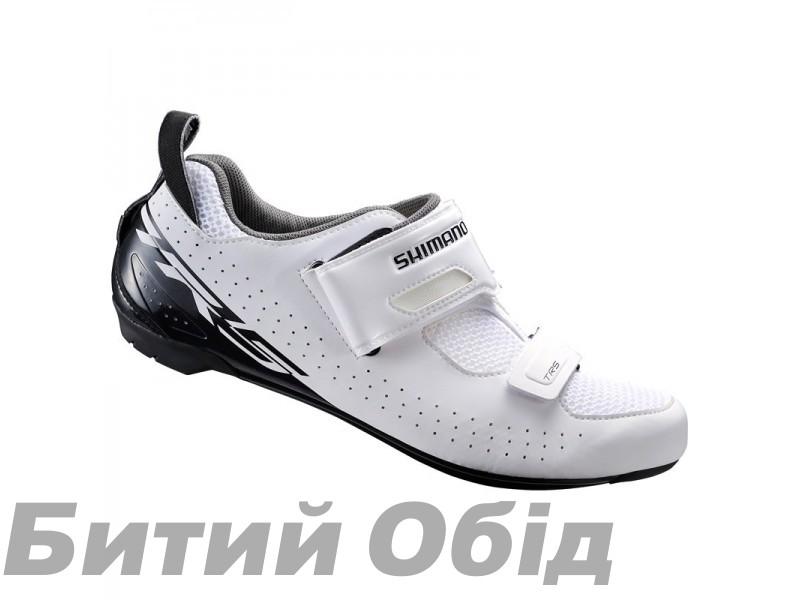 Велообувь Shimano для триатлона TR5-W, белые фото, купить, киев, запорожье