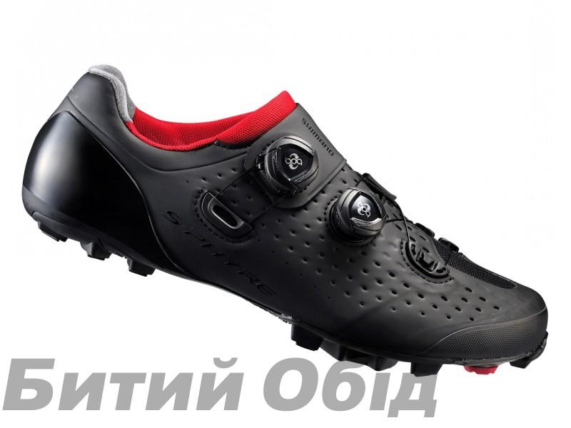 Велообувь Shimano XC9-L, черные фото, купить, киев, запорожье