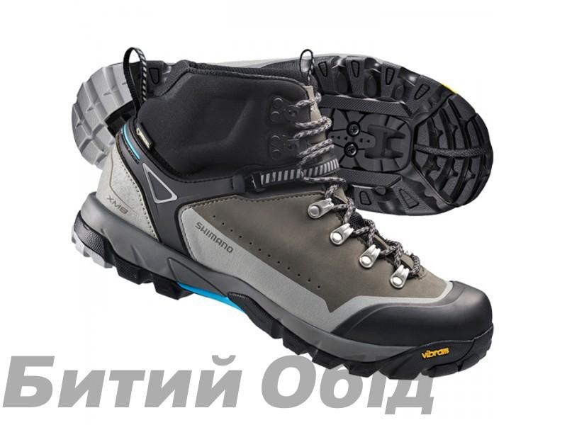 Велоботинки Shimano XM9, GORE-TEX®/Vibram®