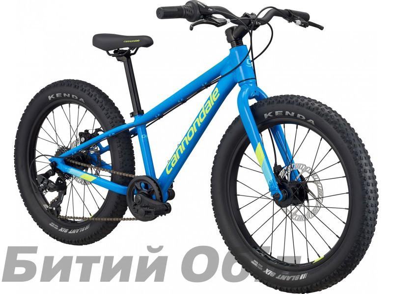 Велосипед 20+ Cannondale Cujo SPB OS 2018 фото, купить, киев, запорожье