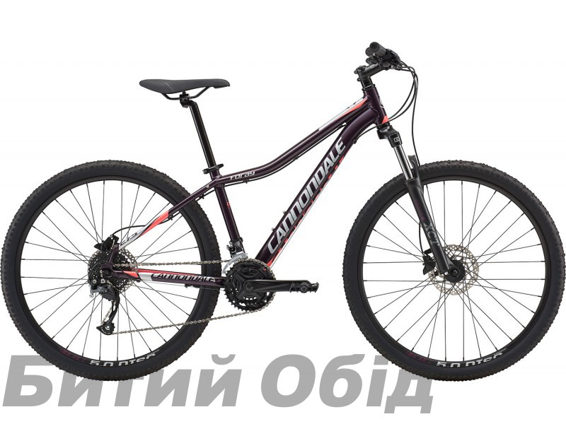 Велосипед 27,5 Cannondale Foray 2 Feminine GXY 2018 фото, купить, киев, запорожье