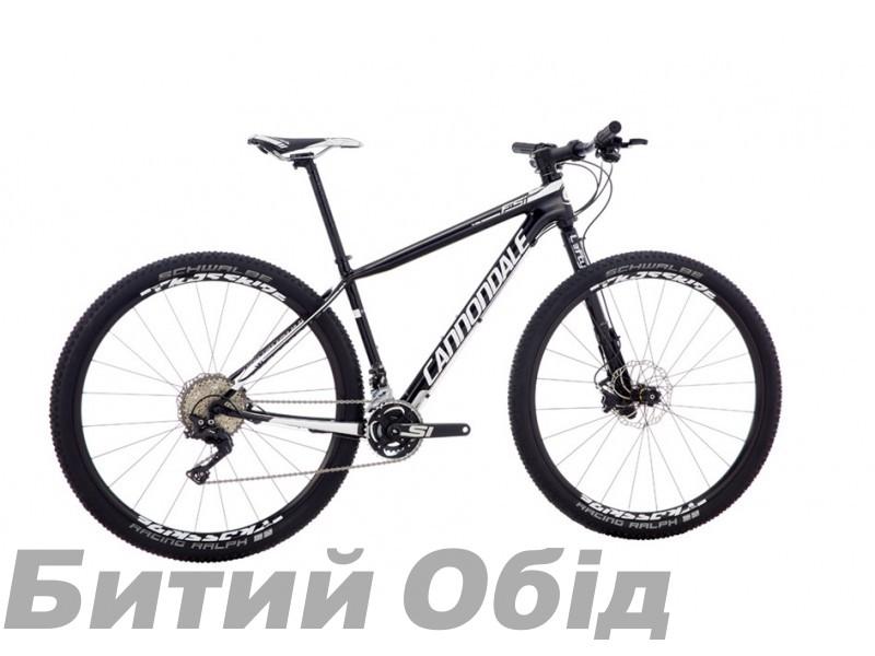 Велосипед 29 Cannondale F-Si Carbon 3 2016 черн. фото, купить, киев, запорожье