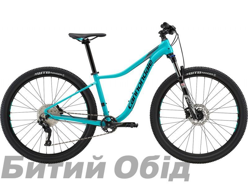 Велосипед 27,5 Cannondale Trail Tango 1 Feminine TRQ 2018 фото, купить, киев, запорожье