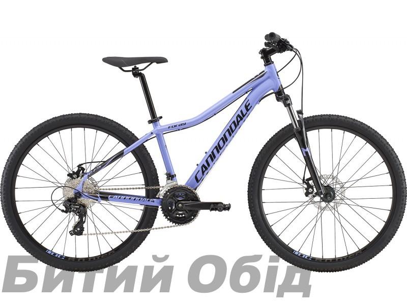Велосипед 27,5 Cannondale Foray 3 Feminine VTN 2018 фото, купить, киев, запорожье