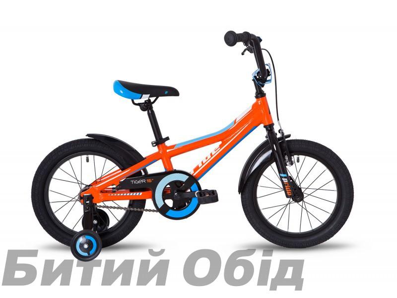 Велосипед 16 Pride Tiger (2018 год) фото, купить, киев, запорожье