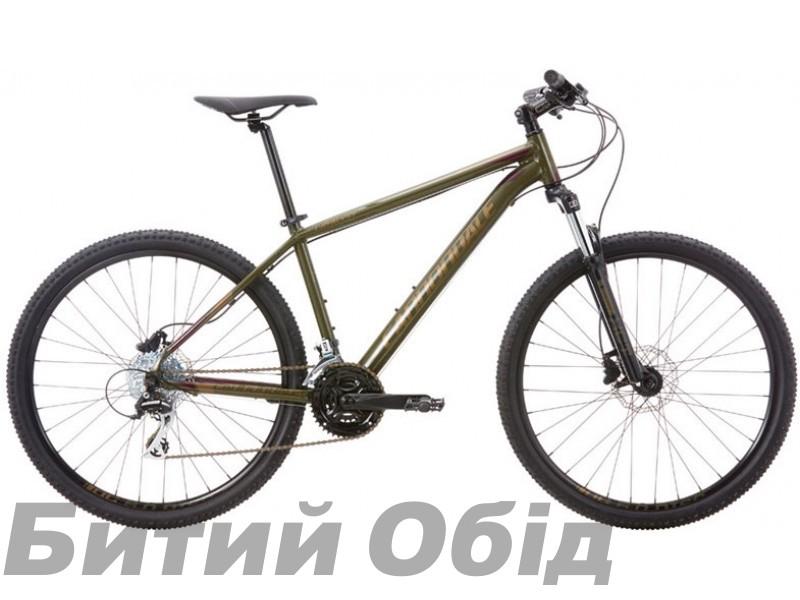 Велосипед 27,5 Cannondale CATALYST 2 2017 SOF темно-салатовый, размер X фото, купить, киев, запорожье