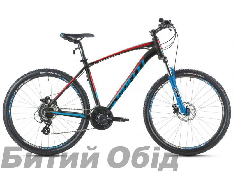 Велосипед Spelli SX-4700 27.5 (2017 год) фото, купить, киев, запорожье