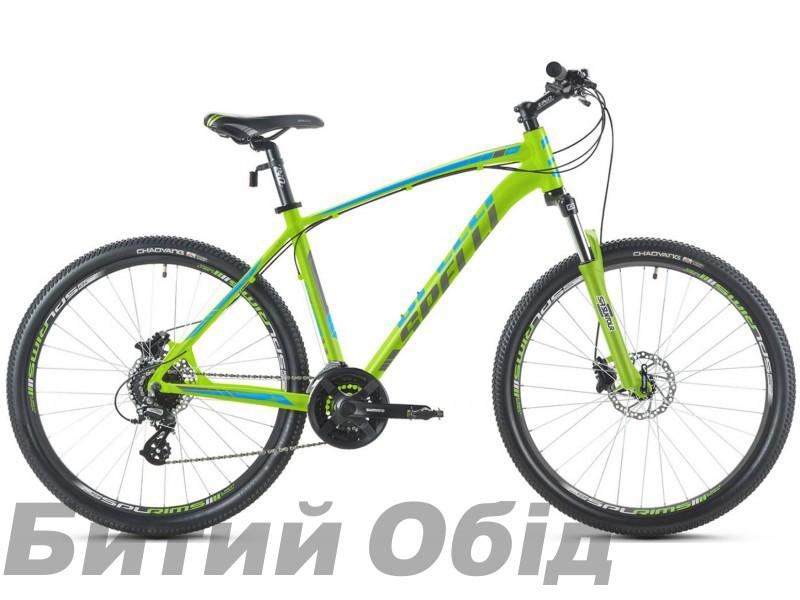 Велосипед Spelli SX-4700 29 (2017 год) фото, купить, киев, запорожье