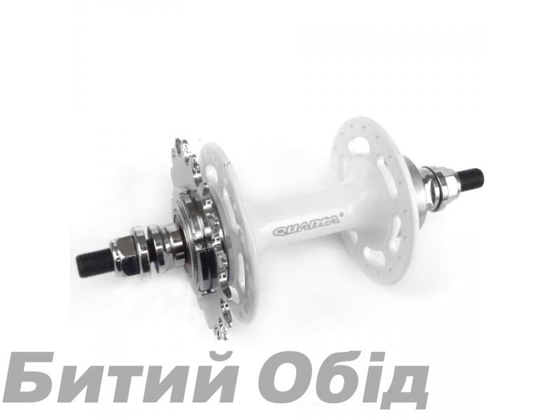 Втулка задняя Quanta KT-DP6R 2SB 36H Fix белая фото, купить, киев, запорожье