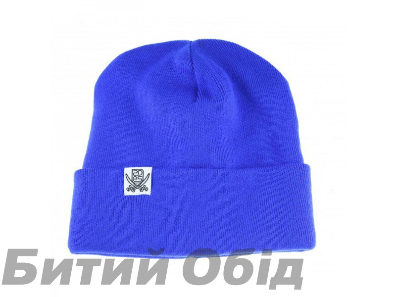 Шапка ZDES Basic (Electric Blue)