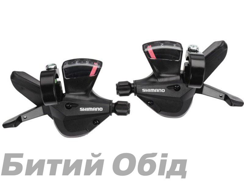 Комплект шифтеров Shimano SL-M310 ALTUS (3-7 скор)