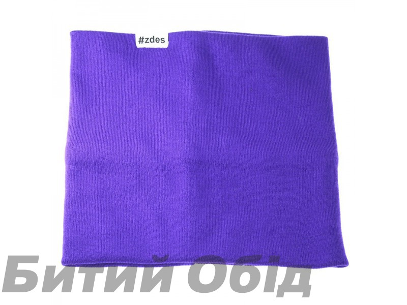 Горло Zdes Neckie Middle Purple