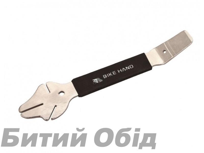 Инструмент Bike Hand для правки дисков и разжима тормоз.колодок YC-172 фото, купить, киев, запорожье