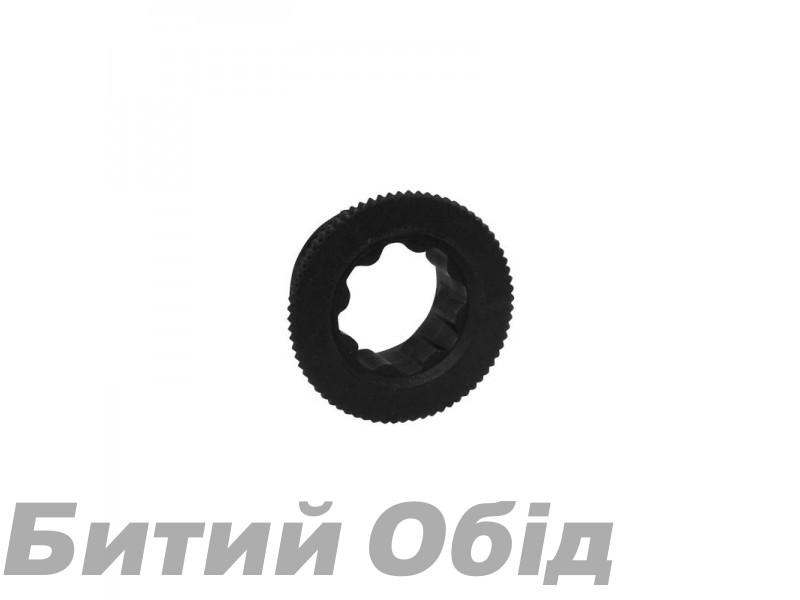 Болт левого шатуна МТВ с интегр. осью /Hollowtech II, пластик