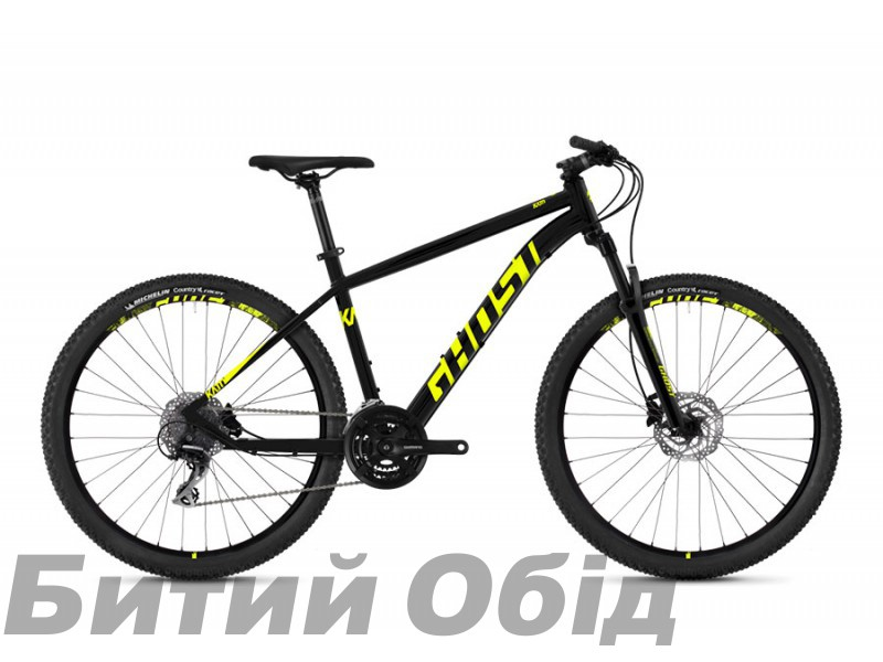 Велосипед GHOST Kato 3.7 AL 27.5 (2018 год) фото, купить, киев, запорожье