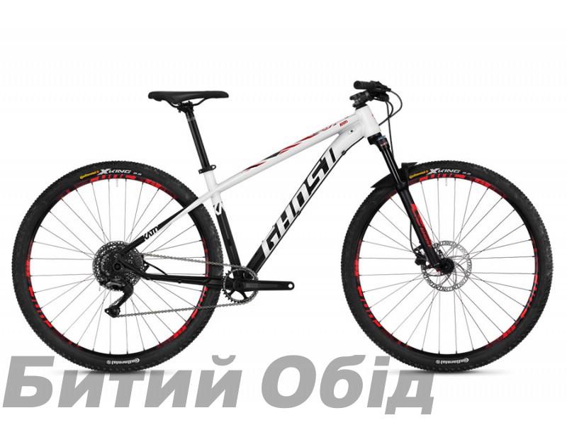 Велосипед GHOST Kato X 4.9 AL 29 (2018 год) фото, купить, киев, запорожье
