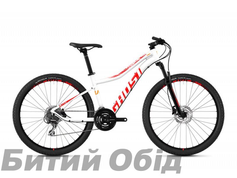 Велосипед Ghost Lanao 3.7 AL 27.5 (2018 год) фото, купить, киев, запорожье
