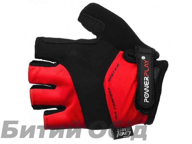Перчатки PowerPlay 5013 (red) фото, купить, киев, запорожье