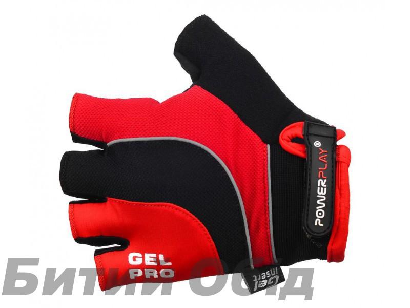 Перчатки PowerPlay 5015 (red)