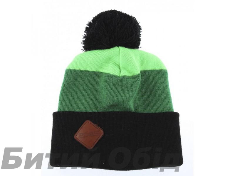 Шапка ZDES 3 COLOR (Black/Green/Lightgreen)