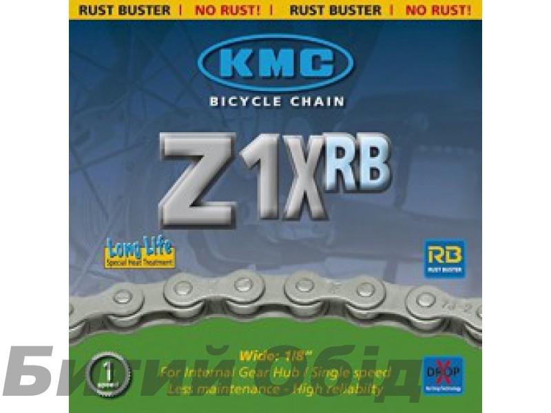 Цепь KMC BMX Z1X RB (Single) фото, купить, киев, запорожье