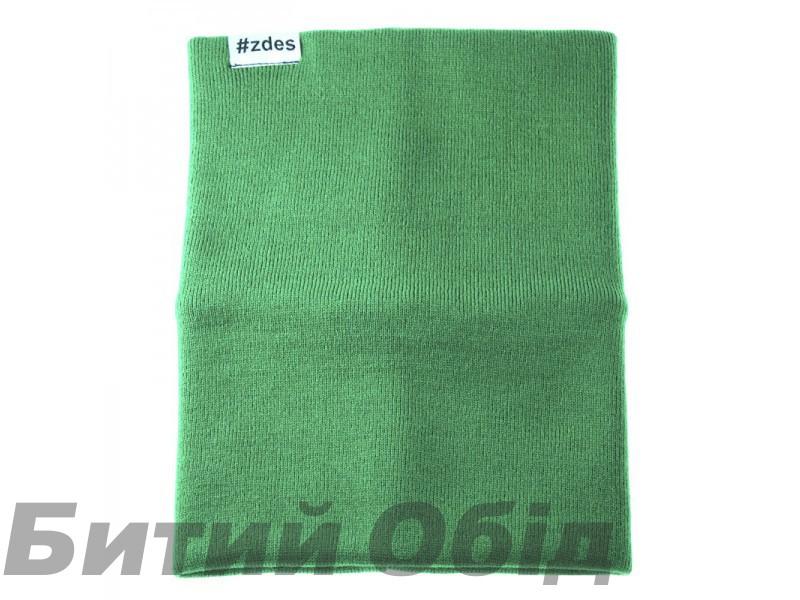 Горло Zdes Neckie Green фото, купить, киев, запорожье