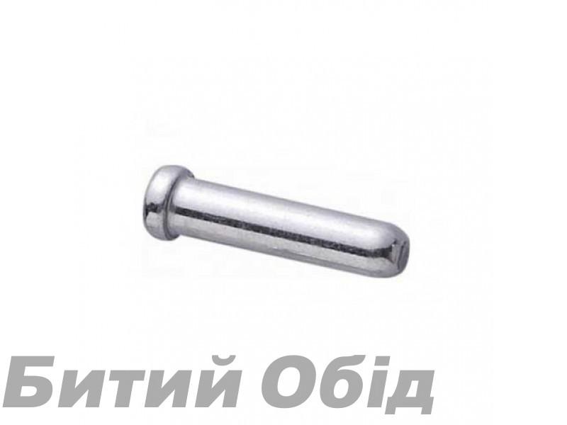 Оконцовка Sheng-An A1 для тормозного троса и переключения (серебристый) фото, купить, киев, запорожье