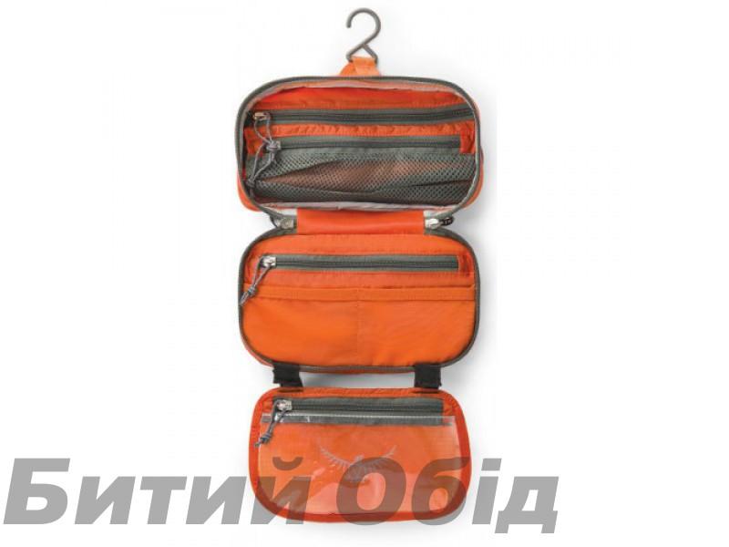Косметичка Osprey Ultralight Washbag Zip фото, купить, киев, запорожье