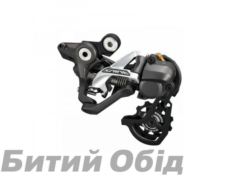 Переключатель задний Shimano RD-M820 SAINT, 10-скор. SHADOW+ фото, купить, киев, запорожье