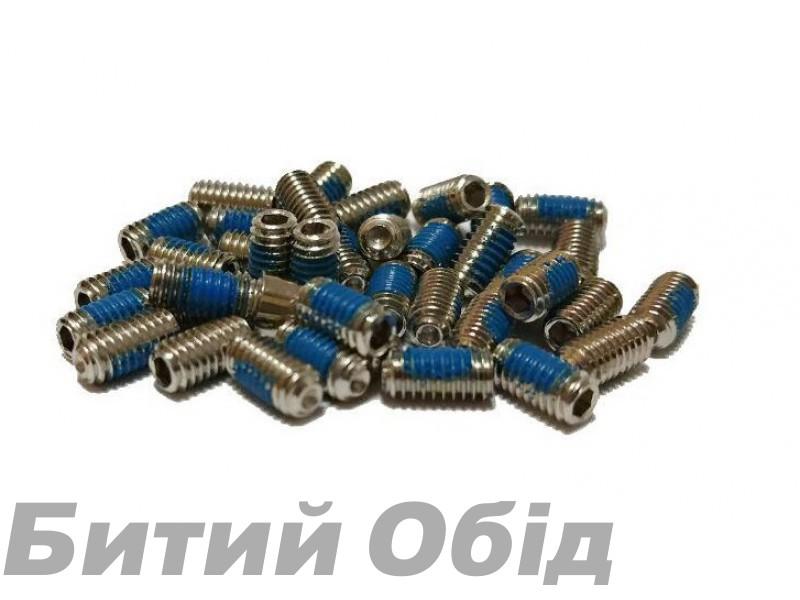 Шипы для педалей (pin) фото, купить, киев, запорожье