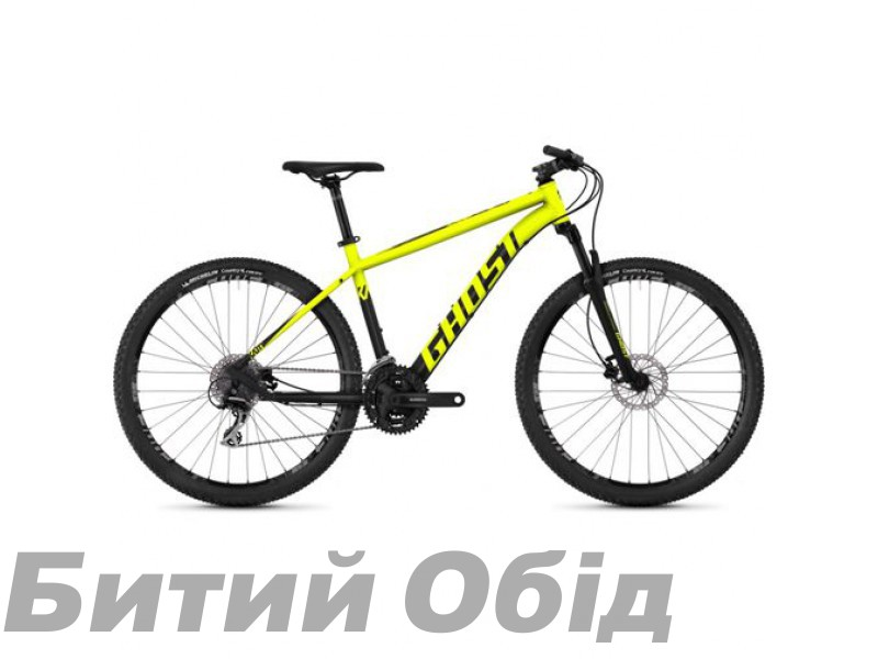 Велосипед GHOST Kato 2.7 AL 27.5 (2018 год) фото, купить, киев, запорожье