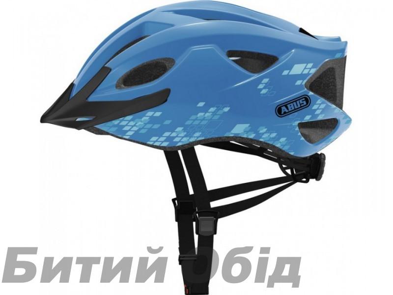 Вело шлем ABUS S-CENSION фото, купить, киев, запорожье