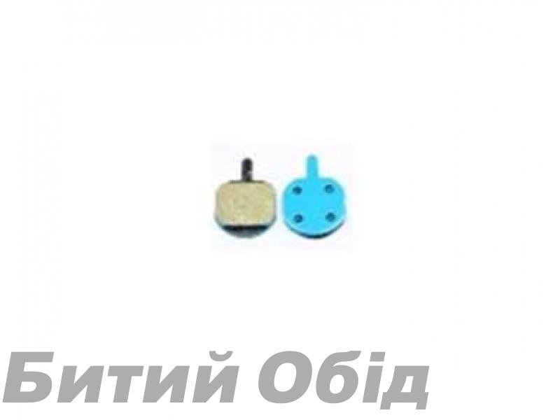 Тормозные колодки дисковые Sheng-An CX-C/MX2-XC Sole BP-018