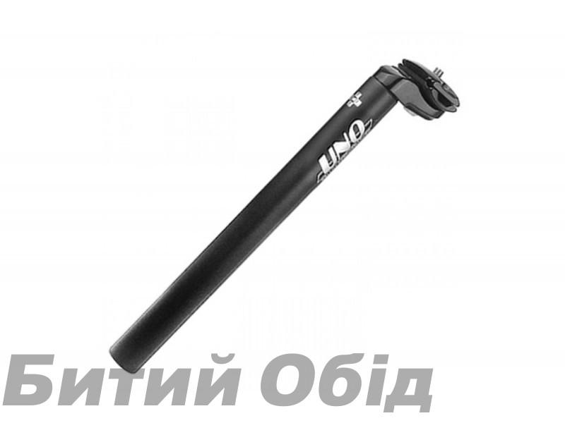 Подседельный штырь Uno SP-602 25.4 mm черный фото, купить, киев, запорожье